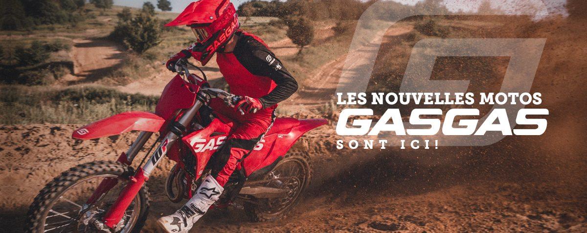 Motos neuves GASGAS